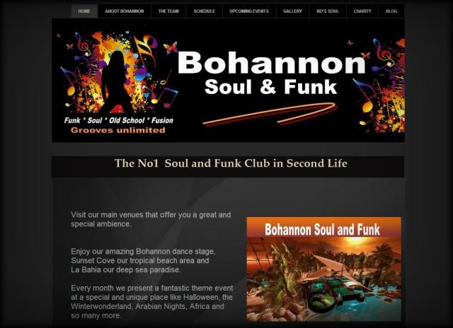 bohannon homepage